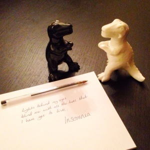 100 haiku days dinosaur