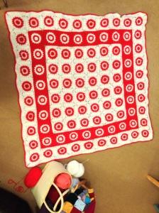 crochet blanket granny squares